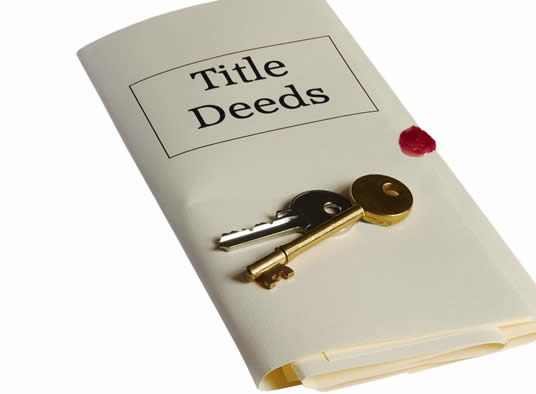 The importance of reading your title deed