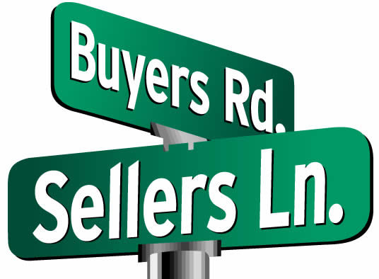 How to tell the difference between a buyers' and a sellers' market